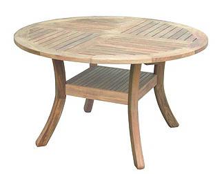 Rond tafelblad hout